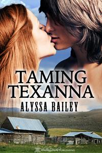 taming texanna ARC announce