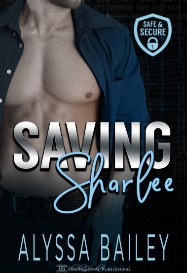 Saving Sharlee_black