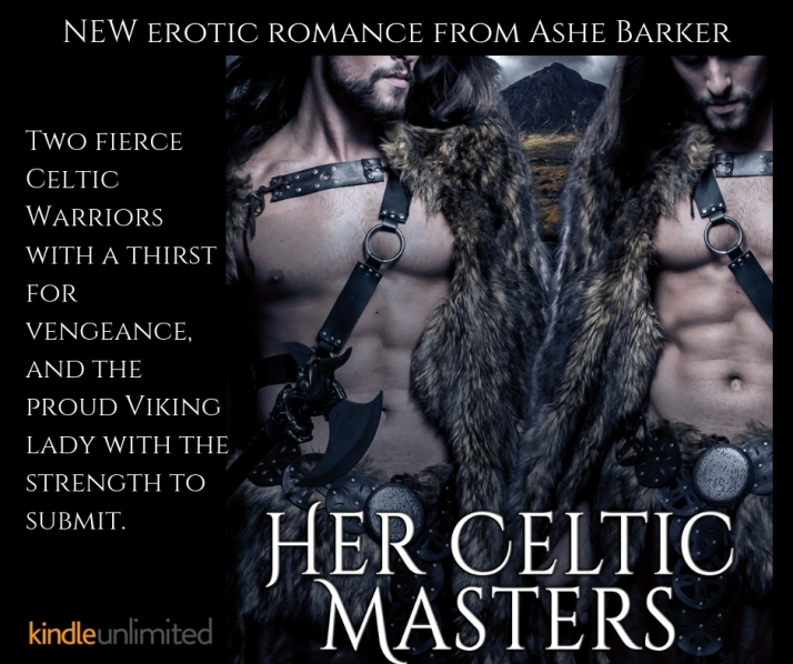 Her Celtic Masters - AB Promo 1