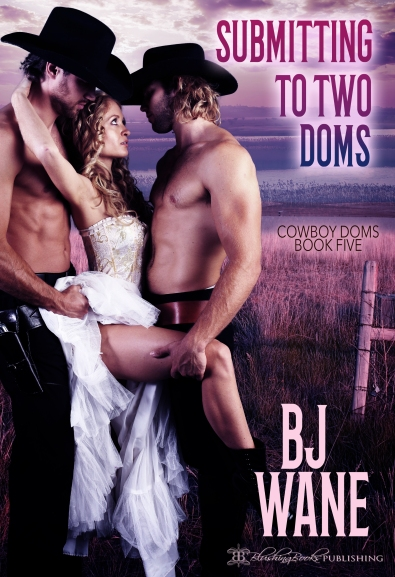 Submitting to two Doms-BJ Cover