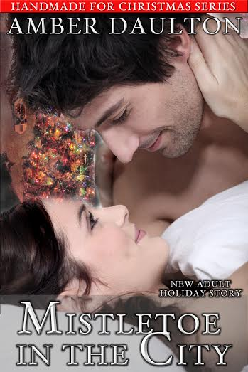 Mistletoe in the City-AD Cover