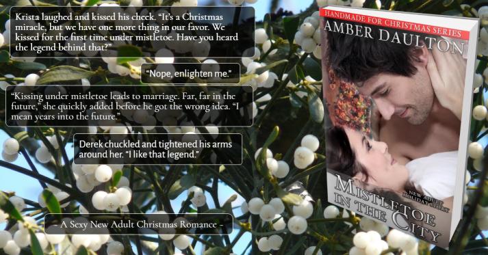 Mistletoe in the City-AD Promo Ad