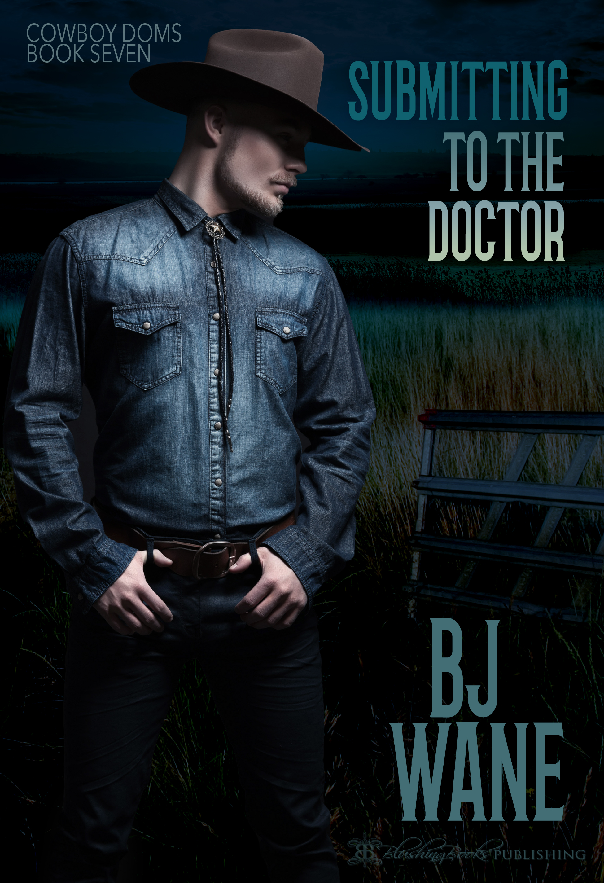 Submitting to the Doctor - BJ Cover