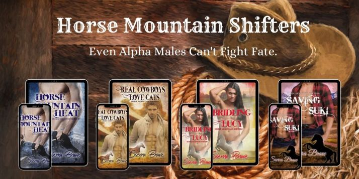 Saving Suki - SB - Horse Mountain Shifters Series Even Alpha Males Cant Fight Fate